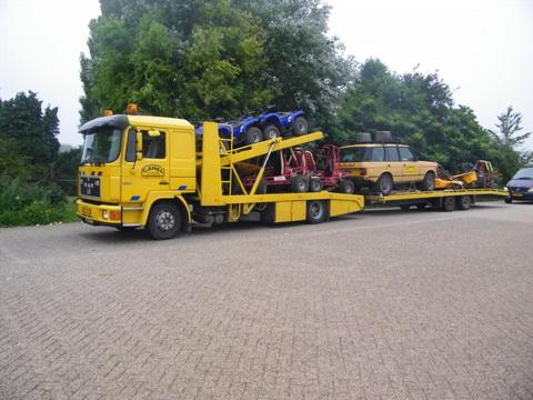 4x4 vervoer